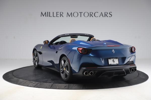 Used 2020 Ferrari Portofino for sale Call for price at Bugatti of Greenwich in Greenwich CT 06830 5