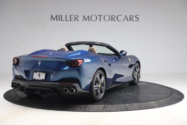 Used 2020 Ferrari Portofino for sale Call for price at Bugatti of Greenwich in Greenwich CT 06830 7