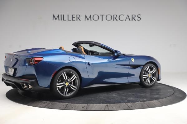 Used 2020 Ferrari Portofino for sale Call for price at Bugatti of Greenwich in Greenwich CT 06830 8