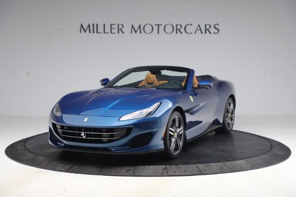 Used 2020 Ferrari Portofino for sale Call for price at Bugatti of Greenwich in Greenwich CT 06830 1