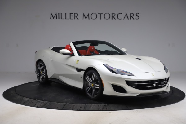 Used 2020 Ferrari Portofino for sale Call for price at Bugatti of Greenwich in Greenwich CT 06830 11