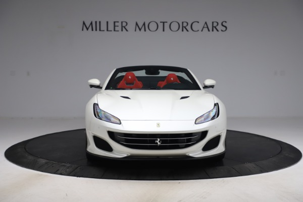Used 2020 Ferrari Portofino for sale Call for price at Bugatti of Greenwich in Greenwich CT 06830 12