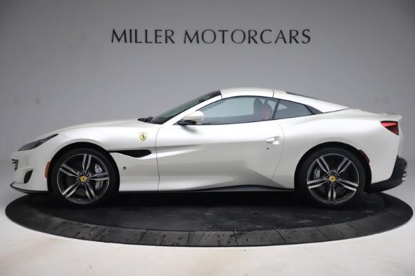 Used 2020 Ferrari Portofino for sale Call for price at Bugatti of Greenwich in Greenwich CT 06830 14
