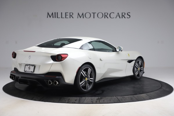 Used 2020 Ferrari Portofino for sale Call for price at Bugatti of Greenwich in Greenwich CT 06830 17
