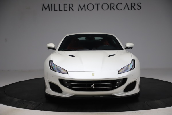 Used 2020 Ferrari Portofino for sale Call for price at Bugatti of Greenwich in Greenwich CT 06830 20
