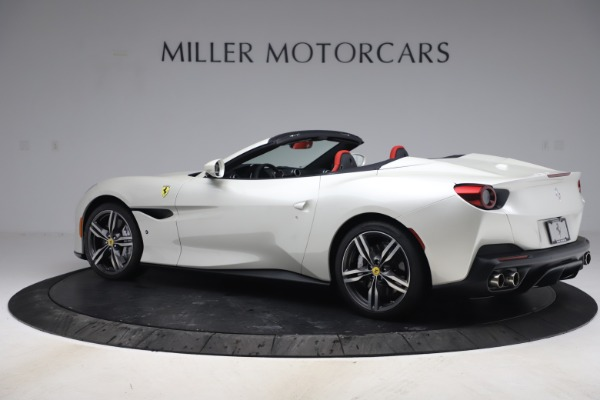 Used 2020 Ferrari Portofino for sale Call for price at Bugatti of Greenwich in Greenwich CT 06830 4
