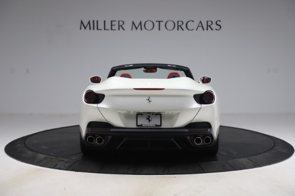 Used 2020 Ferrari Portofino for sale Call for price at Bugatti of Greenwich in Greenwich CT 06830 6
