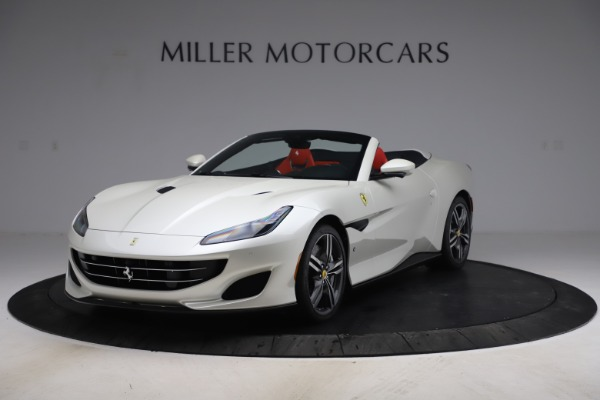 Used 2020 Ferrari Portofino for sale Call for price at Bugatti of Greenwich in Greenwich CT 06830 1