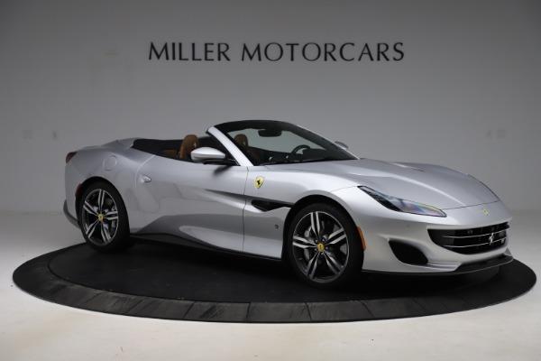 Used 2020 Ferrari Portofino for sale Sold at Bugatti of Greenwich in Greenwich CT 06830 10