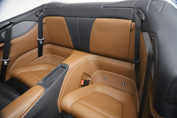 Used 2020 Ferrari Portofino for sale Sold at Bugatti of Greenwich in Greenwich CT 06830 21