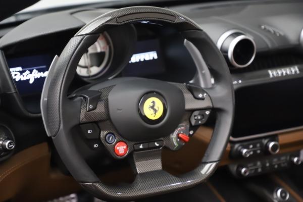 Used 2020 Ferrari Portofino for sale Sold at Bugatti of Greenwich in Greenwich CT 06830 23