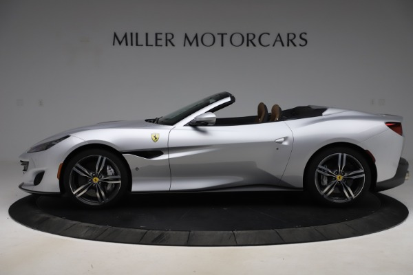 Used 2020 Ferrari Portofino for sale Sold at Bugatti of Greenwich in Greenwich CT 06830 3