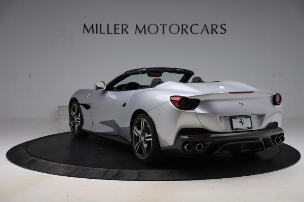 Used 2020 Ferrari Portofino for sale Sold at Bugatti of Greenwich in Greenwich CT 06830 5