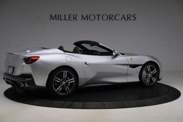 Used 2020 Ferrari Portofino for sale Sold at Bugatti of Greenwich in Greenwich CT 06830 8