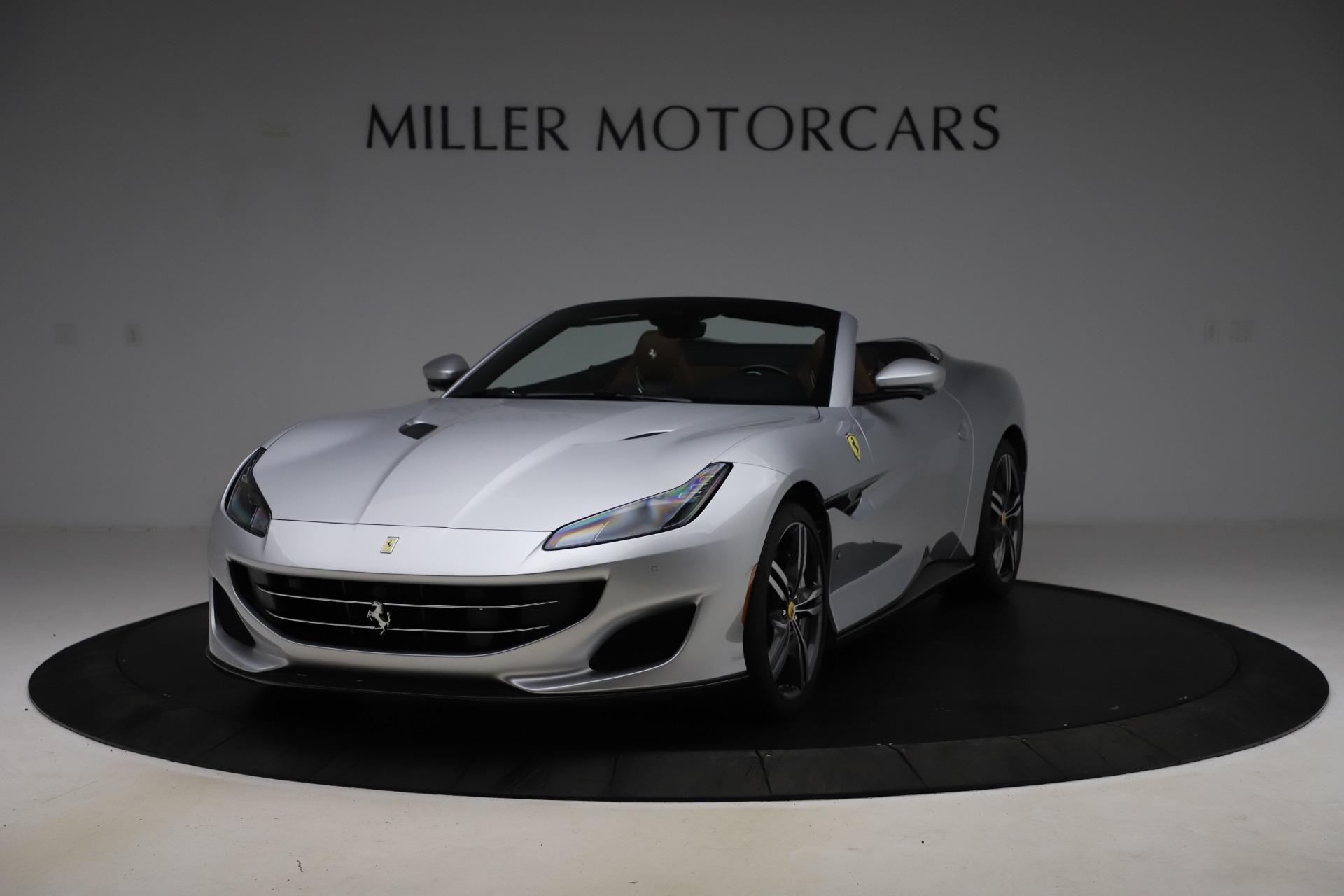 Used 2020 Ferrari Portofino for sale Sold at Bugatti of Greenwich in Greenwich CT 06830 1