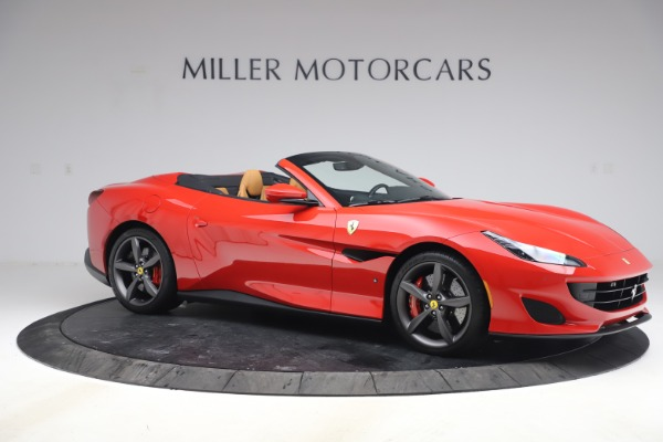 Used 2019 Ferrari Portofino for sale $209,900 at Bugatti of Greenwich in Greenwich CT 06830 10