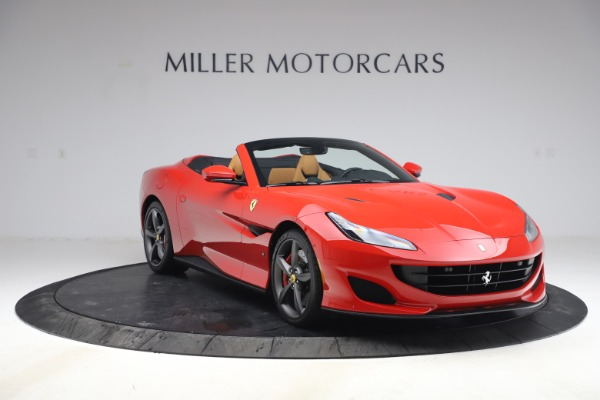 Used 2019 Ferrari Portofino for sale $209,900 at Bugatti of Greenwich in Greenwich CT 06830 11