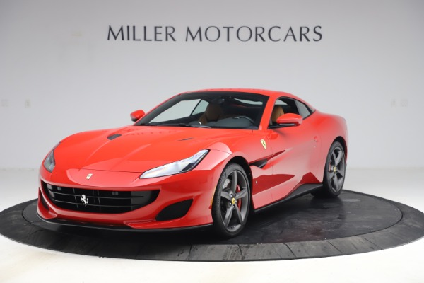 Used 2019 Ferrari Portofino for sale $209,900 at Bugatti of Greenwich in Greenwich CT 06830 13