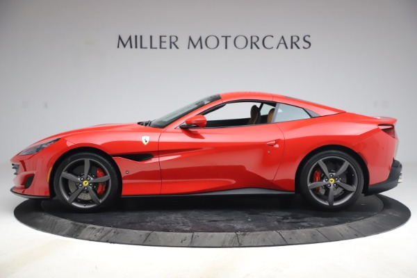 Used 2019 Ferrari Portofino for sale $209,900 at Bugatti of Greenwich in Greenwich CT 06830 14