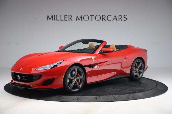 Used 2019 Ferrari Portofino for sale $209,900 at Bugatti of Greenwich in Greenwich CT 06830 2