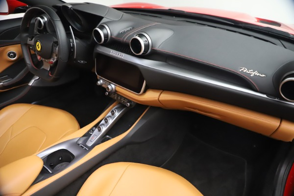 Used 2019 Ferrari Portofino for sale $209,900 at Bugatti of Greenwich in Greenwich CT 06830 28