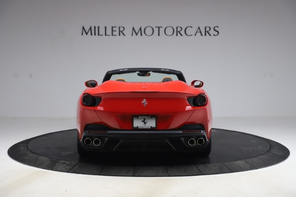Used 2019 Ferrari Portofino for sale $209,900 at Bugatti of Greenwich in Greenwich CT 06830 6