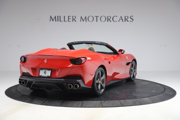 Used 2019 Ferrari Portofino for sale $209,900 at Bugatti of Greenwich in Greenwich CT 06830 7