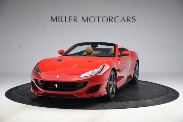 Used 2019 Ferrari Portofino for sale $209,900 at Bugatti of Greenwich in Greenwich CT 06830 1