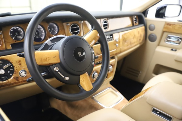 Used 2006 Rolls-Royce Phantom for sale $109,900 at Bugatti of Greenwich in Greenwich CT 06830 19