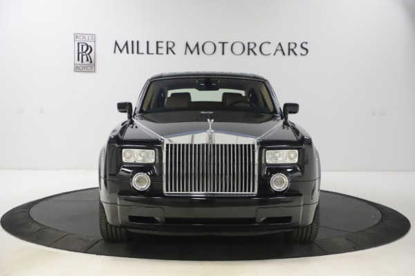 Used 2006 Rolls-Royce Phantom for sale $109,900 at Bugatti of Greenwich in Greenwich CT 06830 2