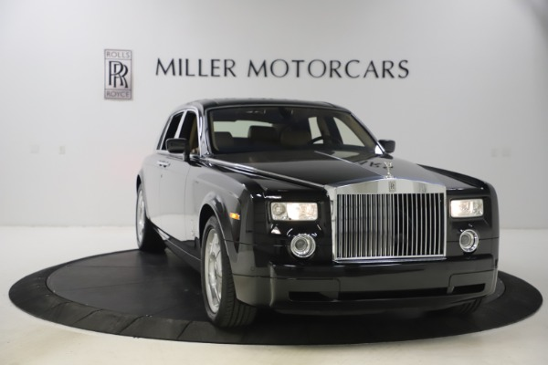 Used 2006 Rolls-Royce Phantom for sale $109,900 at Bugatti of Greenwich in Greenwich CT 06830 3