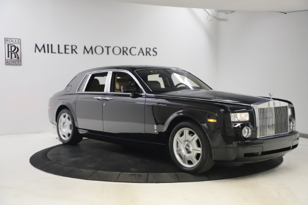Used 2006 Rolls-Royce Phantom for sale $109,900 at Bugatti of Greenwich in Greenwich CT 06830 4