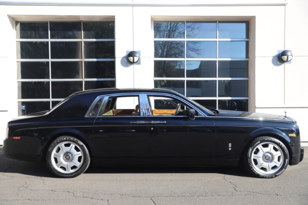 Used 2006 Rolls-Royce Phantom for sale $109,900 at Bugatti of Greenwich in Greenwich CT 06830 5