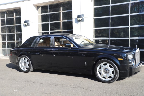 Used 2006 Rolls-Royce Phantom for sale $109,900 at Bugatti of Greenwich in Greenwich CT 06830 6