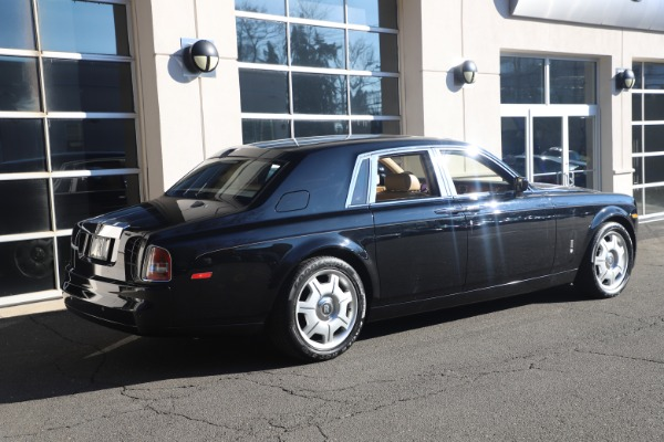 Used 2006 Rolls-Royce Phantom for sale $109,900 at Bugatti of Greenwich in Greenwich CT 06830 7