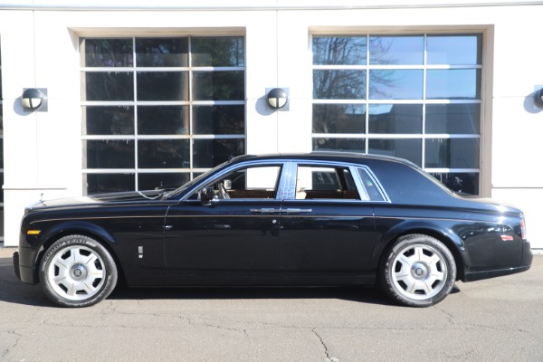 Used 2006 Rolls-Royce Phantom for sale $109,900 at Bugatti of Greenwich in Greenwich CT 06830 9