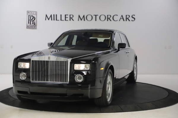 Used 2006 Rolls-Royce Phantom for sale $109,900 at Bugatti of Greenwich in Greenwich CT 06830 1