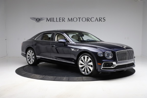 New 2021 Bentley Flying Spur V8 First Edition for sale Call for price at Bugatti of Greenwich in Greenwich CT 06830 10
