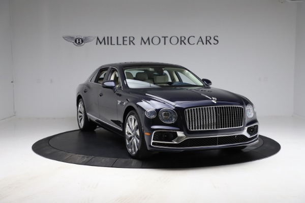 New 2021 Bentley Flying Spur V8 First Edition for sale Call for price at Bugatti of Greenwich in Greenwich CT 06830 11