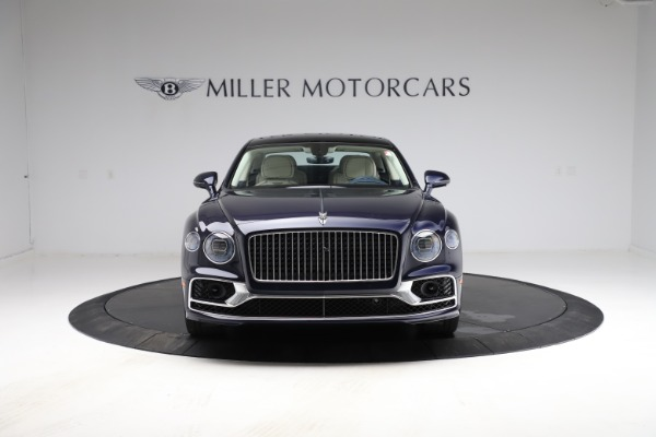 New 2021 Bentley Flying Spur V8 First Edition for sale Call for price at Bugatti of Greenwich in Greenwich CT 06830 12