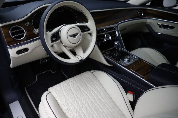 New 2021 Bentley Flying Spur V8 First Edition for sale Call for price at Bugatti of Greenwich in Greenwich CT 06830 17