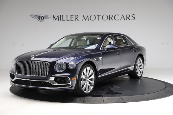 New 2021 Bentley Flying Spur V8 First Edition for sale Call for price at Bugatti of Greenwich in Greenwich CT 06830 2