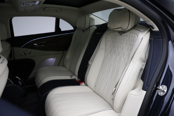 New 2021 Bentley Flying Spur V8 First Edition for sale Call for price at Bugatti of Greenwich in Greenwich CT 06830 23