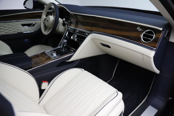 New 2021 Bentley Flying Spur V8 First Edition for sale Call for price at Bugatti of Greenwich in Greenwich CT 06830 25