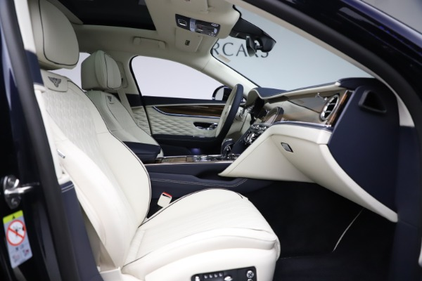 New 2021 Bentley Flying Spur V8 First Edition for sale Call for price at Bugatti of Greenwich in Greenwich CT 06830 26