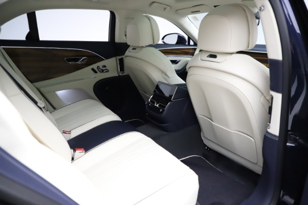 New 2021 Bentley Flying Spur V8 First Edition for sale Call for price at Bugatti of Greenwich in Greenwich CT 06830 28