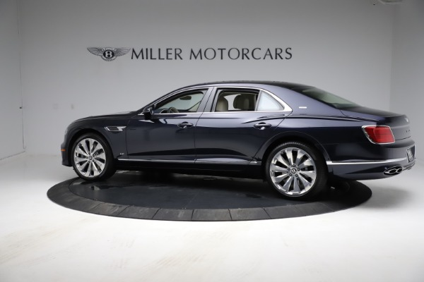 New 2021 Bentley Flying Spur V8 First Edition for sale Call for price at Bugatti of Greenwich in Greenwich CT 06830 4