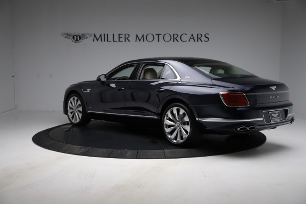 New 2021 Bentley Flying Spur V8 First Edition for sale Call for price at Bugatti of Greenwich in Greenwich CT 06830 5