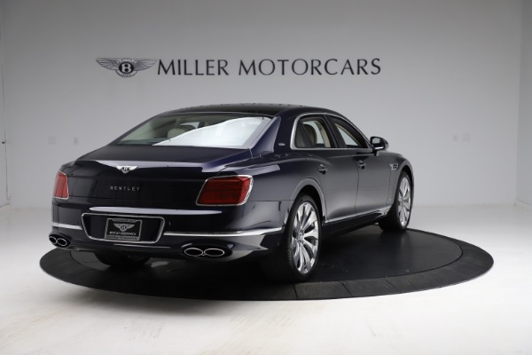 New 2021 Bentley Flying Spur V8 First Edition for sale Call for price at Bugatti of Greenwich in Greenwich CT 06830 7