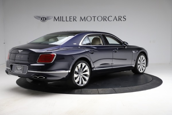 New 2021 Bentley Flying Spur V8 First Edition for sale Call for price at Bugatti of Greenwich in Greenwich CT 06830 8